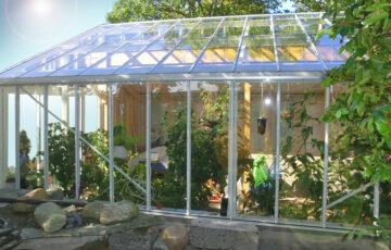Eget växthus